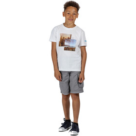 Regatta Bosley III T-Shirt Kids white city